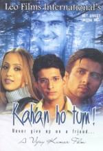 Kahan Ho Tum (2003) afişi