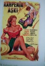 Kahpenin Aşkı (1957) afişi