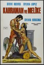 Kahraman Ve Melike (1959) afişi
