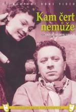 Kam Cert Nemuze (1959) afişi