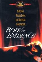 Kanıt Vücutlar (1993) afişi