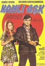 Kanlı Aşk (1969) afişi