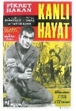 Kanlı Hayat (1967) afişi