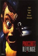 Kanlı Pinokyo (1996) afişi