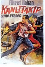 Kanlı Takip (1967) afişi