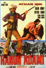 Kanun Adamı (1972) afişi