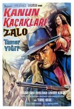 Kanun Kaçakları (1970) afişi
