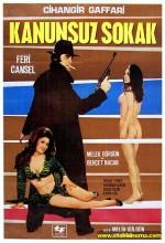 Kanunsuz Sokak (1977) afişi
