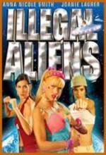 Illegal Aliens (2007) afişi