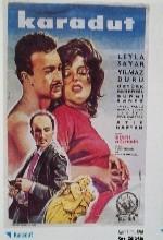 Kara Dut (1961) afişi