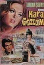 Kara Gözlüm (1970) afişi