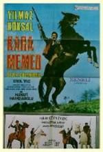 Kara Memed (1971) afişi