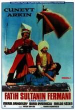 Kara Murat: Fatih'in Fermanı (1973) afişi