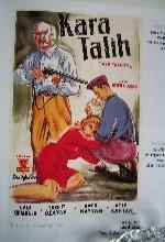 Kara Talih (1957) afişi