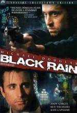 Kara Yağmur (1989) afişi