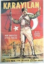 Kara Yılan (1963) afişi