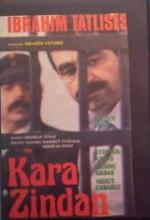 Kara Zindan (1988) afişi