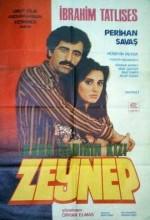 Kara Çadırın Kızı Zeynep (1979) afişi