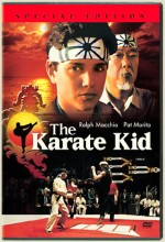 Karateci Çocuk (1984) afişi