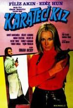 Karateci Kız (1973) afişi