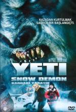 Kardaki Yaratık: Yeti (2008) afişi