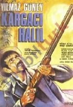 Kargacı Halil (1968) afişi