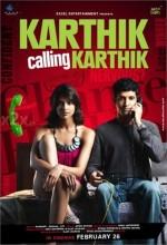 Karthik Calling Karthik (2010) afişi