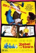 Kasabada İsyan (1956) afişi