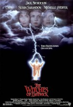Kasabanın Cadıları (1987) afişi