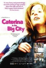 Katerina Büyük Şehirde (2003) afişi