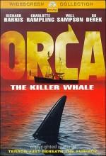 Katil Balina Orca (1977) afişi