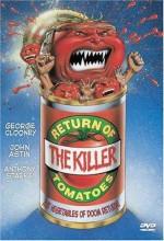 Katil Domatesin Dönüşü (1988) afişi
