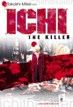 Katil Ichi (2001) afişi
