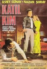 Katil Kim (1971) afişi