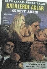 Katiller De Ağlar (1984) afişi