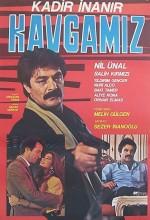 Kavgamız (1989) afişi