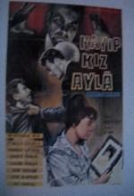 Kayıp Kız Ayla (1962) afişi
