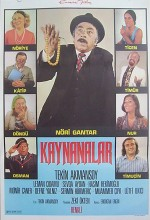 Kaynanalar (1974) afişi