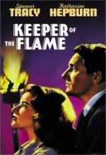 Keeper Of The Flame (1942) afişi