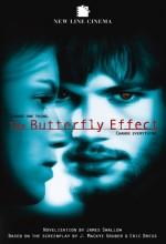 Kelebek Etkisi (2004) afişi