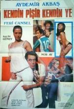 Kendin Pişir Kendin Ye (1978) afişi