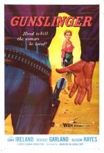 Keskin Nişancı (1956) afişi