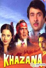 Khazana (1987) afişi