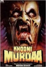 Khooni Murdaa (1989) afişi