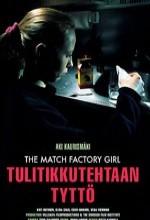 Kibritçi Kız (1990) afişi