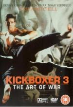 Kickboxer 3 (1992) afişi