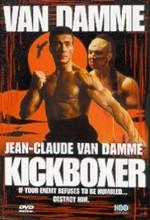 Kickboxer (1989) afişi