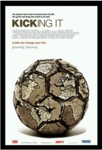 Kicking it (2008) afişi