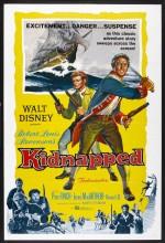 Kidnapped (1960) afişi