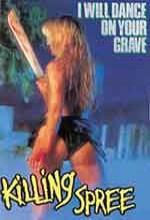 Killing Spree (1987) afişi
